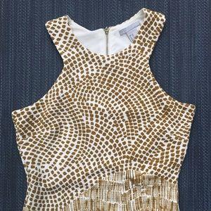 H&M sleek halter wiggle dress size: XS STUNNING!